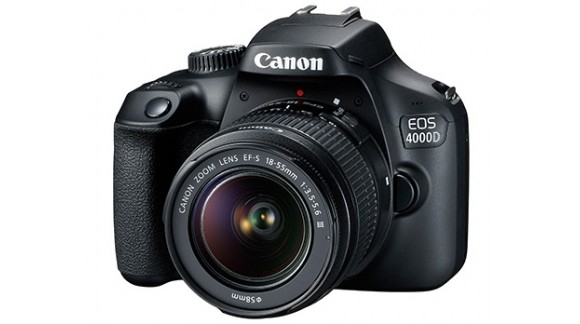 2000D i 4000D - nowe lustrzanki Canona