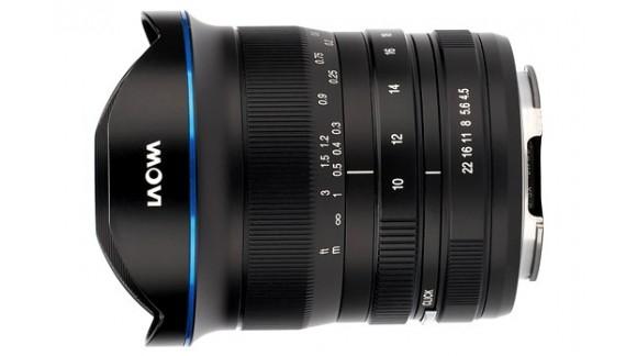 Laowa 10-18mm dla Sony E