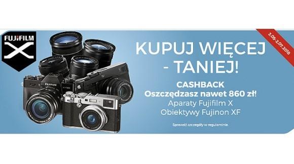 Promocja Fujifilm wystartowała!