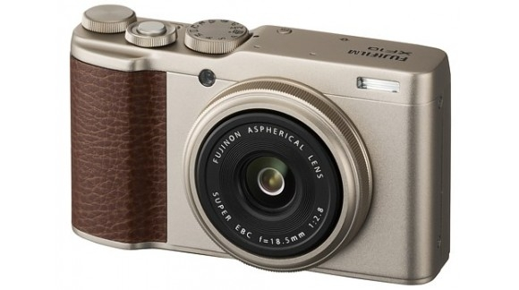 Fujifilm XF10 - nowy kompakt APS-C