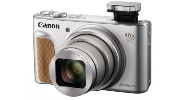 Nowy kieszonkowy Canon SX740 HS