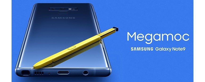 Nowy Samsung Galaxy Note 9