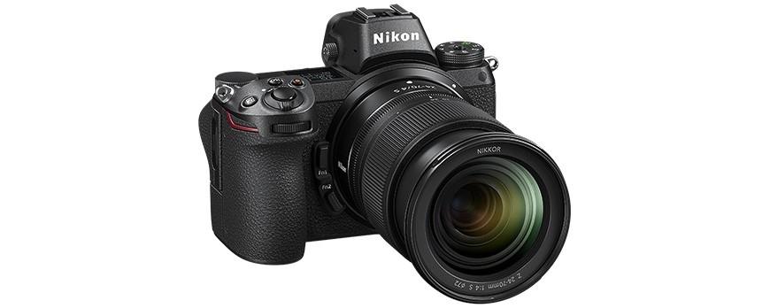 Nikon bez lustra Z6 i Z7 - nareszcie!