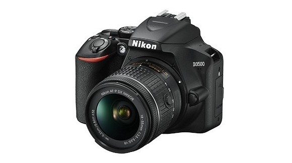 Nikon D3500 - nowy amatorski model