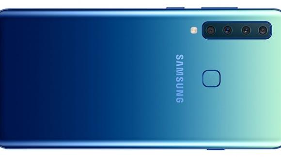 Samsung Galaxy A9 - foto x5