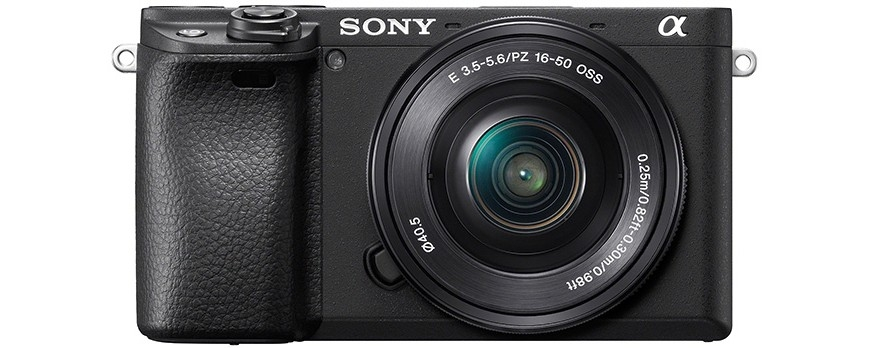 Sony a6400 - premiera