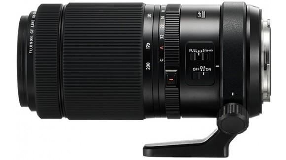 Fujifilm pokazał GF 100-200mm