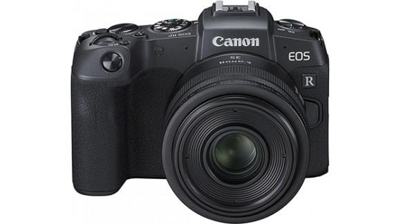 Canon EOS RP - premiera mini R