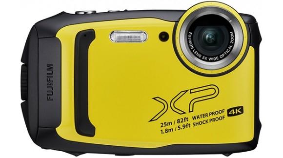 Idzie lato - premiera Fujifilm FinePix XP140