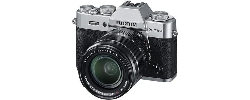 Fujifilm X-T30 premiera