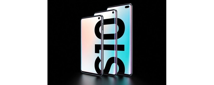 Samsung Galaxy S10 - flaga na maszt!