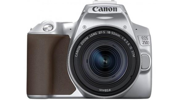 Canon przedstawił EOS 250D