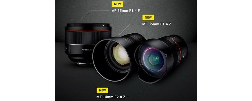 Wiosenny Samyang 3x dla Nikona!