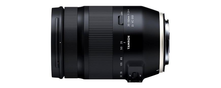 Nowy kompaktowy zoom - Tamron 35-150