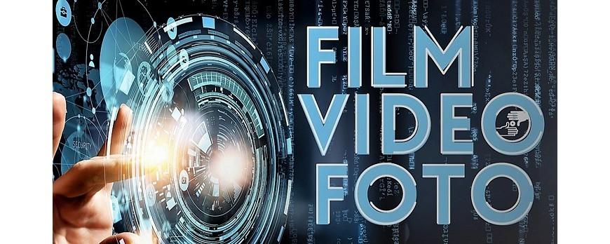 Targi FILM-VIDEO-FOTO - relacja