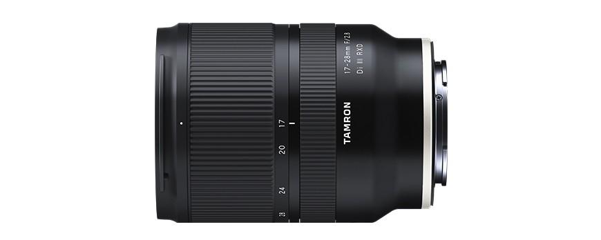 Tamron 17-28 dla Sony E