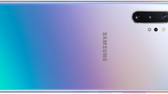 Nowy Samsung Note10 w dwóch rozmiarach