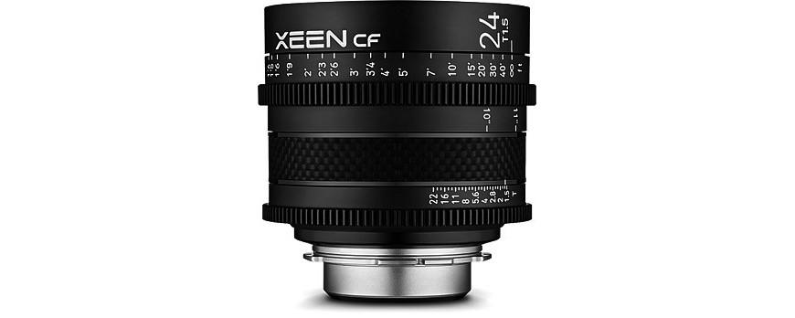 XEEN CF - kompaktowe filmowanie wg Samyanga
