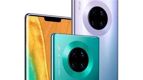 Huawei Mate 30 bez Google?