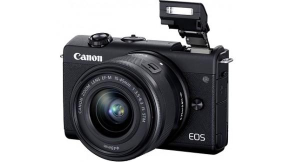 Canon EOS M200 - kieszonkowy mocarz