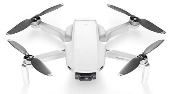 DJI Mavic Mini - drony po nowemu