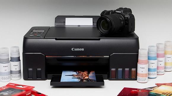 G640 i G540 - nowe drukarki Canon