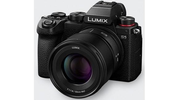 Panasonic LUMIX S 50 mm F1.8 - nowość