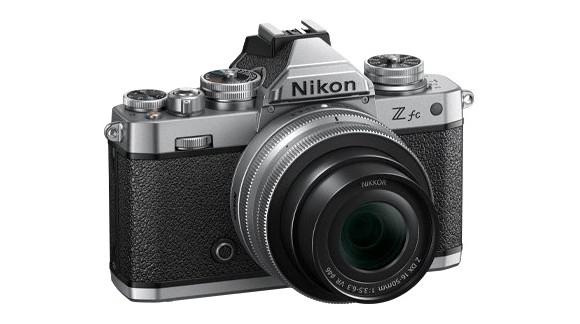 Będzie retro Nikon Z fc!