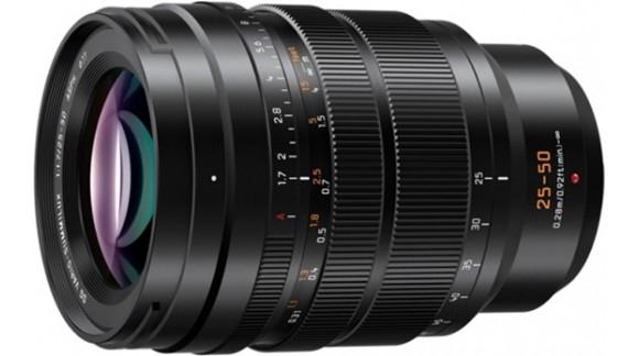 Panasonic Leica 25-50 mm f/1.7 z bagnetem M4/3