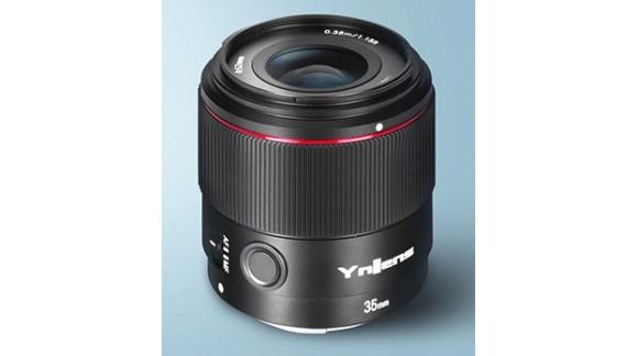 Yongnuo 35/2 na bagnet Canon R