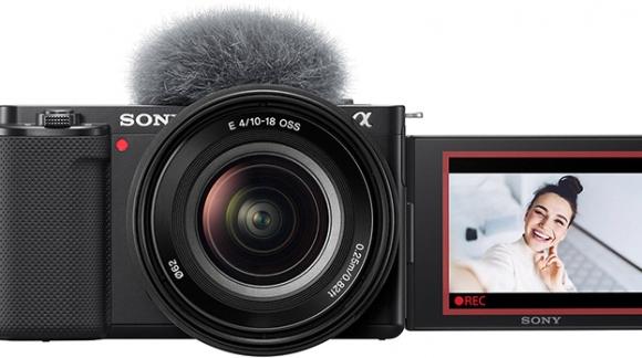 Sony wprowadza nowy aparat ZV-E10