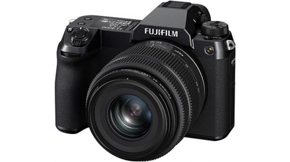 Fujifilm GFX50S II - kolejny średni format od Fujifilm